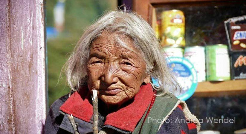 Local people Manaslu