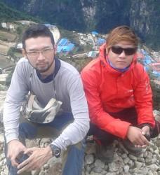 Trekking guide Salman