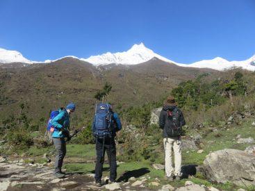 Stunning Manaslu Trekking