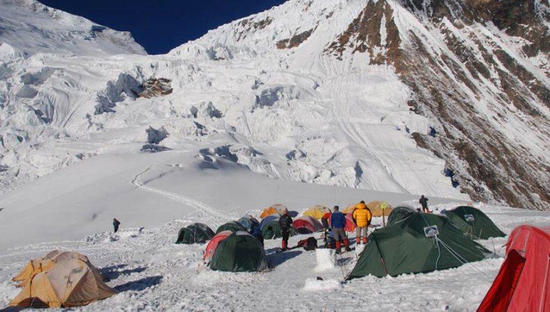 Mt Manaslu Expedition