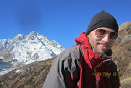 Manaslu trekking picture